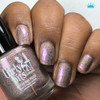 GIRLY BITS COSMETICS Pocket Full of Fairies (Road to Polish Con New York 2018 Series)  | Swatch courtesy of Queen of Nails 83