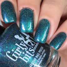 GIRLY BITS COSMETICS North of 42 {Indie Expo Canada Limited Edition} | Photo credit: Nail Experiments