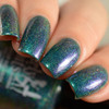 GIRLY BITS COSMETICS North of 42 {Indie Expo Canada Limited Edition} | Photo credit: Delishious Nails