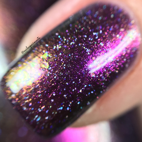 GIRLY BITS COSMETICS Zed {Indie Expo Canada Limited Edition} | Photo credit: Nail Experiments