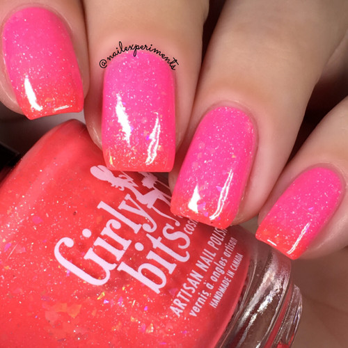 GIRLY BITS COSMETICS The FoMo is Real {Indie Expo Canada Limited Edition} | Photo credit: Nail Experiments