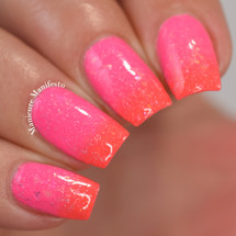 GIRLY BITS COSMETICS The FoMo is Real {Indie Expo Canada Limited Edition} | Photo credit: Manicure Manifesto