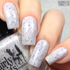 GIRLY BITS COSMETICS Not Plain White {Polish Con NY Limited Edition} | Swatch courtesy of CDB Nails
