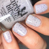 GIRLY BITS COSMETICS Not Plain White {Polish Con NY Limited Edition} | Swatch courtesy of The Dot Couture