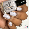 GIRLY BITS COSMETICS Not Plain White {Polish Con NY Limited Edition} | Swatch courtesy of Queen of Nails 83