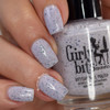 GIRLY BITS COSMETICS Not Plain White {Polish Con NY Limited Edition} | Swatch courtesy of Manicure Manifesto