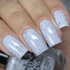 GIRLY BITS COSMETICS Not Plain White {Polish Con NY Limited Edition} | Swatch courtesy of Manicured & Marvelous