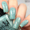 GIRLY BITS COSMETICS She's a Lady Polish Con Limited Edition} | Photo credit: CDB nails