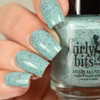 GIRLY BITS COSMETICS She's a Lady Polish Con Limited Edition} | Photo credit: Delishious Nails