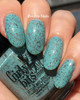 GIRLY BITS COSMETICS She's a Lady Polish Con Limited Edition} | Photo credit: Ehmkay Nails