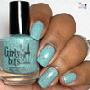 GIRLY BITS COSMETICS She's a Lady Polish Con Limited Edition} | Photo credit: Queen of Nails 83