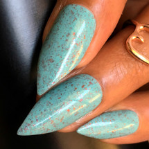 GIRLY BITS COSMETICS She's a Lady Polish Con Limited Edition} | Photo credit: Swatch Slayer