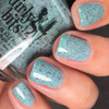GIRLY BITS COSMETICS She's a Lady {Polish Con Limited Edition} | Photo credit: Nail The Dot Couture