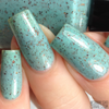 GIRLY BITS COSMETICS She's a Lady {Polish Con NY Limited Edition} | Swatch courtesy of CDB Nails