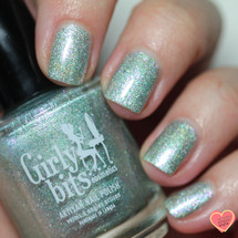 Girly Bits Cosmetics What a Bunch Abalone (June 2018 CoTM) | Photo credit: Streets Ahead Style