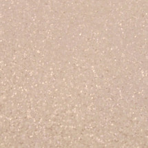 Satin White .015 Glitter