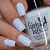 GIRLY BITS COSMETICS Old, New, Borrowed, and Blue (Bridal Bliss Collection) by Girly Bits Cosmetics - Photo by Manicure Manifesto