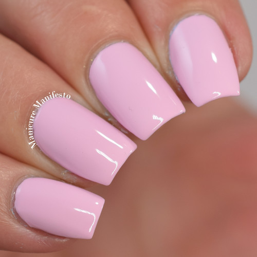 GIRLY BITS COSMETICS Hearts in Bloom (Bridal Bliss Collection) by Girly Bits Cosmetics - Photo by Manicure Manifesto