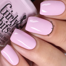 GIRLY BITS COSMETICS Hearts in Bloom (Bridal Bliss Collection) by Girly Bits Cosmetics - Photo by Nail Experiments