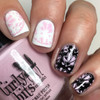GIRLY BITS COSMETICS Hearts in Bloom (Bridal Bliss Collection) by Girly Bits Cosmetics | Swatches courtesy of The Dot Couture