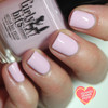 GIRLY BITS COSMETICS Hearts in Bloom (Bridal Bliss Collection) by Girly Bits Cosmetics | Photo credit:  Streets Ahead Style