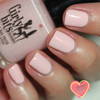 GIRLY BITS COSMETICS Peach, Love, and Joy (Bridal Bliss Collection) by Girly Bits Cosmetics | Photo credit:  Streets Ahead Style