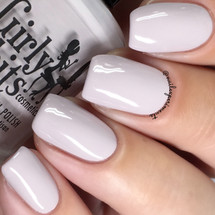 GIRLY BITS COSMETICS Strapless (Bridal Bliss  Collection) by Girly Bits Cosmetics - Photo by Nail Experiments