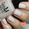 GIRLY BITS COSMETICS Strapless (Bridal Bliss Collection) by Girly Bits Cosmetics | Photo credit: Streets Ahead Style