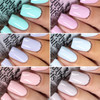 GIRLY BITS COSMETICS Bridal Collection (6pc) by Girly Bits Cosmetics | Swatches courtesy of Nail Experiments