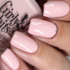 GIRLY BITS COSMETICS Peach, Love, and Joy (Bridal Bliss Collection) by Girly Bits Cosmetics Photo by  Nail Experiments