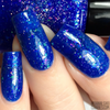 Pixie Tricks (HHC July 2018) by Girly Bits Cosmetics | Photo credit: CDB Nails