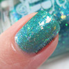 I Washed Up Like This (Sirens of Summer Collection) by Rogue Lacquer available at Girly Bits Cosmetics www.girlybitscosmetics.com  | Photo courtesy of Lavish Layerings