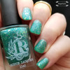 I Washed Up Like This (Sirens of Summer Collection) by Rogue Lacquer available at Girly Bits Cosmetics www.girlybitscosmetics.com  | Photo courtesy of BeginNails