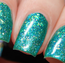 I Washed Up Like This (Sirens of Summer Collection) by Rogue Lacquer available at Girly Bits Cosmetics www.girlybitscosmetics.com    Photo courtesy of Cosmetic Sanctuary