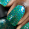 I Washed Up Like This (Sirens of Summer Collection) by Rogue Lacquer available at Girly Bits Cosmetics www.girlybitscosmetics.com  | Photo courtesy of Queen of Nails 83