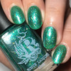 I Washed Up Like This (Sirens of Summer Collection) by Rogue Lacquer available at Girly Bits Cosmetics www.girlybitscosmetics.com  | Photo courtesy of The Busy Nails