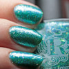 I Washed Up Like This (Sirens of Summer Collection) by Rogue Lacquer available at Girly Bits Cosmetics www.girlybitscosmetics.com  | Photo courtesy of The Polished Hippie