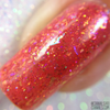 Shell Yeah (Sirens of Summer Collection) by Rogue Lacquer available at Girly Bits Cosmetics www.girlybitscosmetics.com  | Photo courtesy of CDB Nails