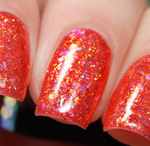 Shell Yeah (Sirens of Summer Collection) by Rogue Lacquer available at Girly Bits Cosmetics www.girlybitscosmetics.com  | Photo courtesy of Cosmetic Sanctuary