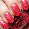 Shell Yeah (Sirens of Summer Collection) by Rogue Lacquer available at Girly Bits Cosmetics www.girlybitscosmetics.com  | Photo courtesy of The Polished Hippie