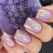 AVAILABLE AT GIRLY BITS COSMETICS www.girlybitscosmetics.com A Better Strength (A Court of Thorns and Roses Collection) by Bee's Knees Lacquer   Photo credit:  @nailmedaily