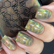 AVAILABLE AT GIRLY BITS COSMETICS www.girlybitscosmetics.com I Will Find You in the Next World (A Court of Thorns and Roses Collection) by Bee's Knees Lacquer | Photo credit:  @nailmedaily
