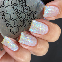 AVAILABLE AT GIRLY BITS COSMETICS www.girlybitscosmetics.com The Dreams That Are Answered (A Court of Thorns and Roses Collection) by Bee's Knees Lacquer   Photo credit:  @nailmedaily
