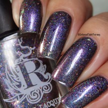 Girly Bits - Shop Exclusive by Rogue Lacquer available exclusively at Girly Bits Cosmetics | Swatch courtesy of Intense Polish Therapy