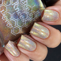 AVAILABLE AT GIRLY BITS COSMETICS www.girlybitscosmetics.com Mittengard Wyrm (A Court of Thorns and Roses Collection) by Bee's Knees Lacquer   Photo credit:  @nailmedaily