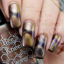 AVAILABLE AT GIRLY BITS COSMETICS www.girlybitscosmetics.com You're Free (A Court of Thorns and Roses Collection) by Bee's Knees Lacquer   Photo credit:  @thepolishedkoi
