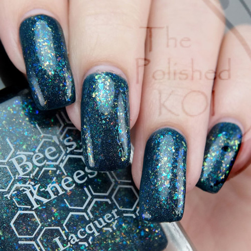 AVAILABLE AT GIRLY BITS COSMETICS www.girlybitscosmetics.com I've Been Looking For You (A Court of Thorns and Roses Collection) by Bee's Knees Lacquer | Photo credit:  @thepolishedkoi