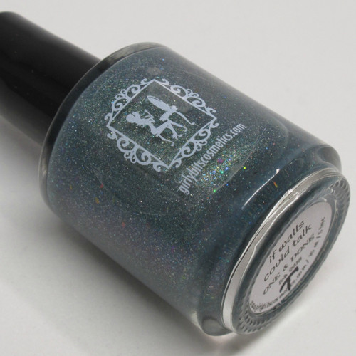 If Walls Could Talk {One & Done} -  by Girly Bits Cosmetics.