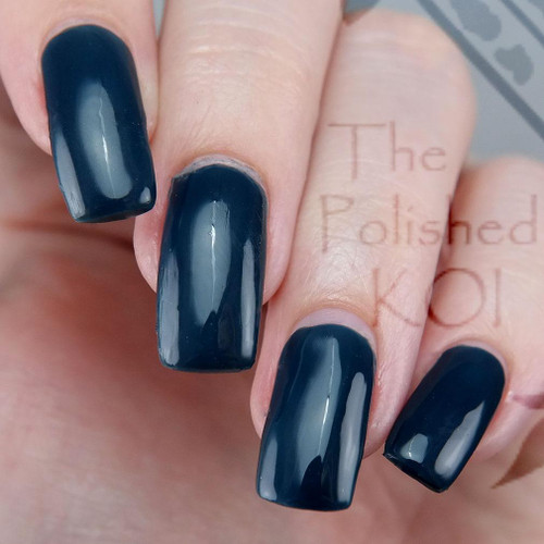 AVAILABLE AT GIRLY BITS COSMETICS www.girlybitscosmetics.com Nightflyers (Limited Edition) from Polish Con White Plains by Bee's Knees Lacquer | Photo credit: The Polished Koi
