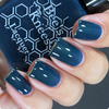 AVAILABLE AT GIRLY BITS COSMETICS www.girlybitscosmetics.com Nightflyers (Limited Edition) from Polish Con White Plains by Bee's Knees Lacquer | Photo credit: IG @nailmedaily